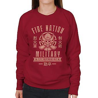 Brand er hård legenden om Korra kvinders Sweatshirt