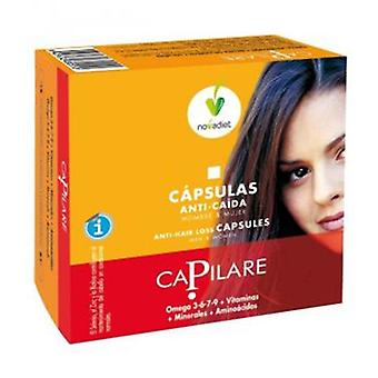 Novadiet Capilare Anti Hair Loss 60 Capsules