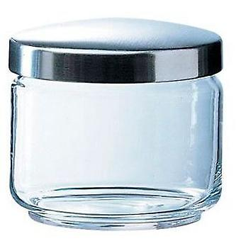 Luminarc Cover Jar Metal Box Mania (Kitchen , Kitchen Organization , Pots)