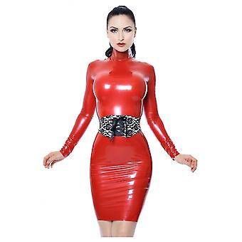 Westward Bound Red Label - Kittylux Latex Rubber Top