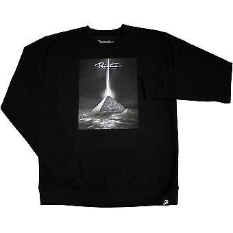 Primitive Apparel Pyramid Sweatshirt Black