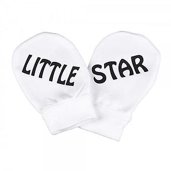 Spoilt Rotten Little Star Scratch Mittens