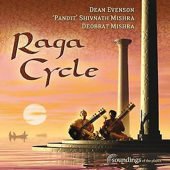 Evenson/Mishra - Raga cyklus [CD] USA import