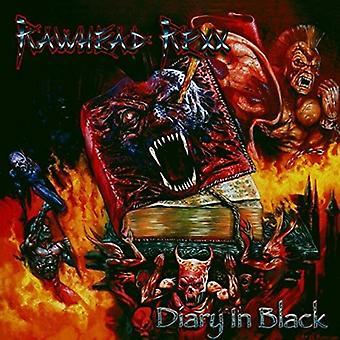 Rawhead Rex - dagbok i svart [CD] USA import