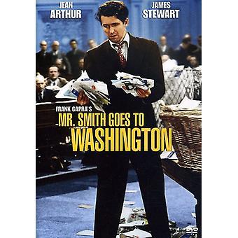 Mr. Smith Goes to Washington [DVD] USA importieren