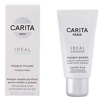 Carita Paris Ideal Controle Poudré Masque 50 Ml (Kosmetik , Gesicht , Masken)