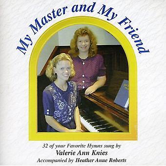 Valerie Ann Knies - min Master & min venn [DVD] USA import