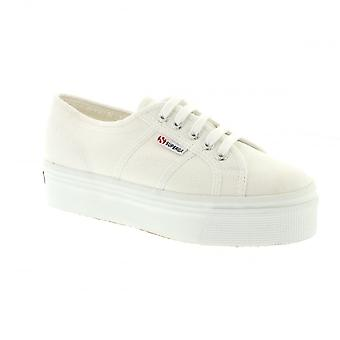 Superga Linea Up Down 2790 - White Womens Trainers