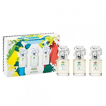 Sisley Eau De Lot 3 Pieces (Perfumes , Packs)