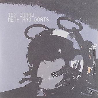 Ti Grand/Meth & geder - Split [Vinyl] USA import