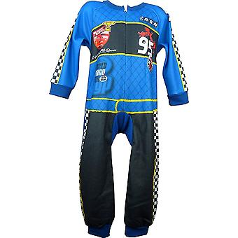 Boys Disney Cars Lightning McQueen Fleece Sleepwalker | Sleepsuit