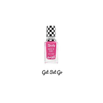 Barry M Barry M Speedy Quick Dry Nail Paint Get Set Go