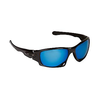 Ten X Replacement Lenses Black & Blue Mirror by SEEK fits OAKLEY Sunglasses