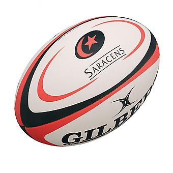 GILBERT saracens replica rugby ball