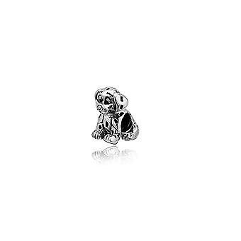 Beads 925 Silver dog charms