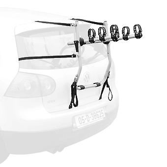 Rear Mounted 3-Bike Carrier Rack for Fiat STILO 2001-06