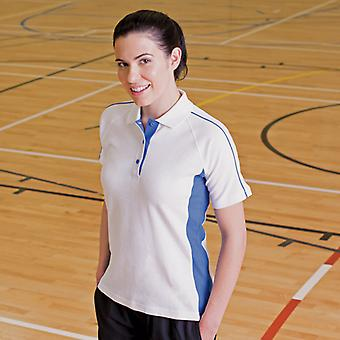 Finden & Hales Womens Sports Team Polo Shirt