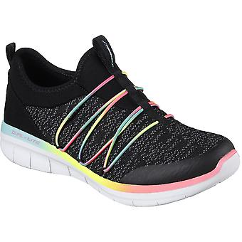 Skechers Womens/Ladies Synergy 2.0 Simply Chic Sports Trainers Shoes