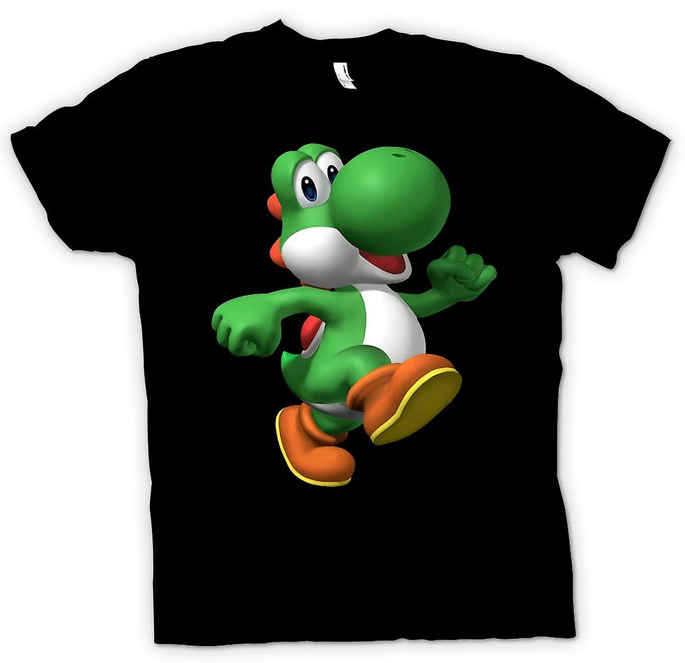 Womens T-shirt - I Love Yoshi - Gamer