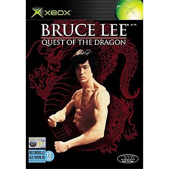 Bruce Lee Quest of the Dragon (Xbox)