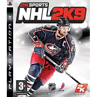 NHL 2K 9 (PS3)