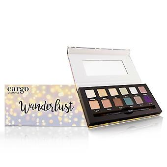 Cargo Wanderlust Eye Shadow Palette (12x Eye Shadow, 1x Shadow Brush) 12x0.8g/0.03oz