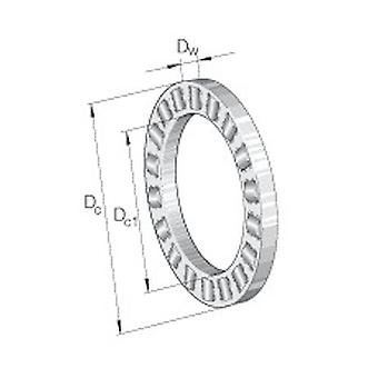 INA K81126-TV-0-8 Axial Cylindrical Roller and Cage Assembly