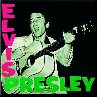 Elvis Presley Fridge Magnet Album new Official 76mm x 76mm