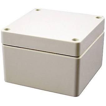 Hammond Electronics 1554DGY Universal enclosure 120 x 65 x 60 Acrylonitrile butadiene styrene Light grey (RAL 7035) 1 pc(s)