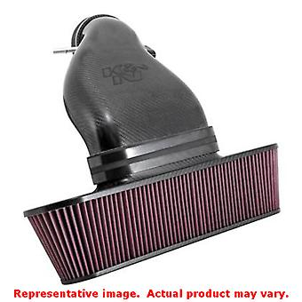 K&N Intake Kit - AirCharger High Performance Intake (63 Series) 63-3080 Fits:CH