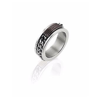 Zoppini Stainless Steel Chain ring