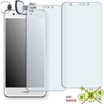 Huawei Nova screen protector - Disagu ClearScreen protector (deliberately smaller than the display, as this is arched)