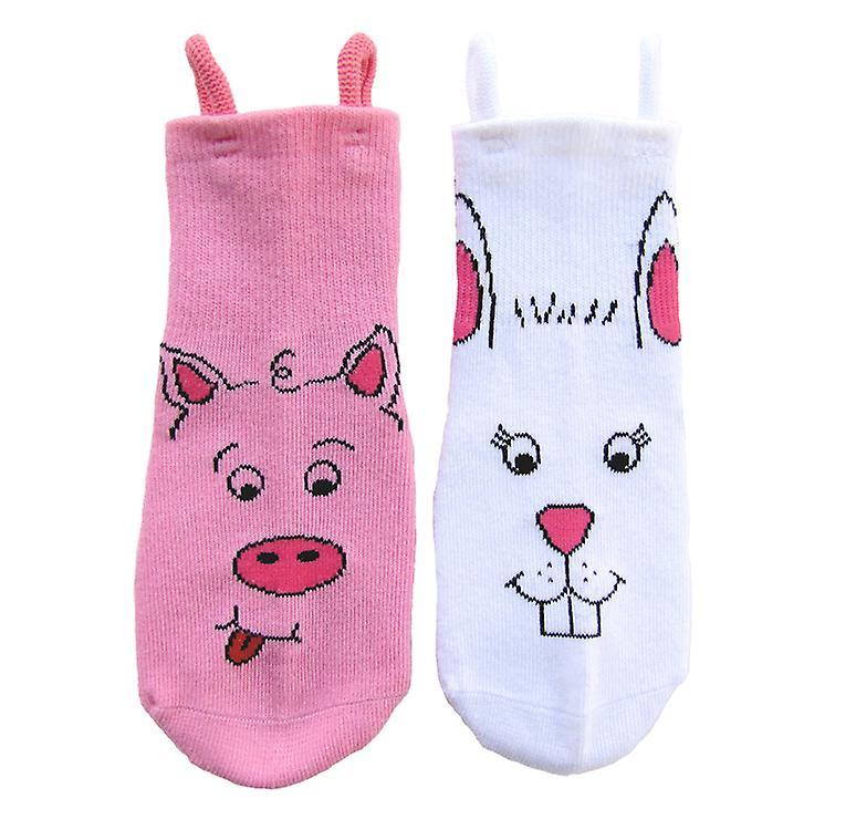 Piggy & Hase EZ SOX Socken - 2 Paar, 2 bis 3 Jahre