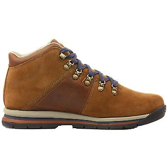 Timberland GT rally mid leather WP men's genuine leather boots Brown