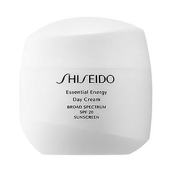Shiseido Essential Energy Day Cream SPF20 1.7oz / 50ml