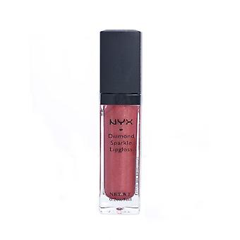 NYX Cosmetics Diamond Sparkle Lipgloss 5ml