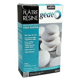 Pebeo Gedeo Resin Plaster 1kg