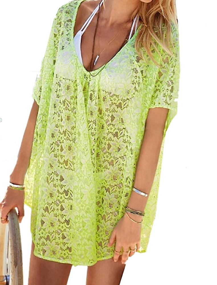 Waooh - Dress Tenn perforated beach