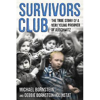 Overlevenden Club door Michael Bornstein - Debbie Bornstein Holinstat - 97