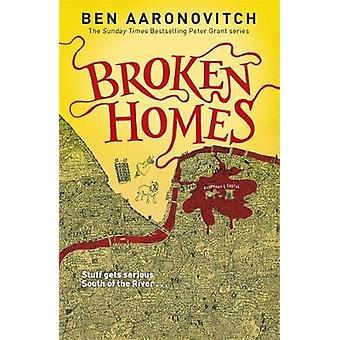 Broken Homes by Ben Aaronovitch - 9780575132481 Book