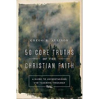 50 core sandheder af Christian Faith - en Guide til forståelse og T