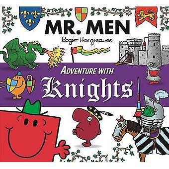 M. hommes aventure avec chevaliers par Roger Hargreaves - Adam Hargreaves