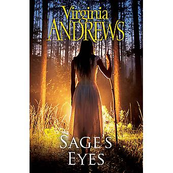 Sage's Eyes (Library edition) by Virginia Andrews - 9781471133848 Book