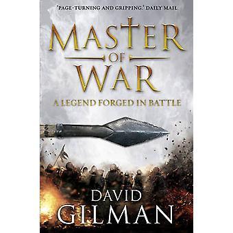 Maestro de la guerra por David Gilman - libro 9781781850596