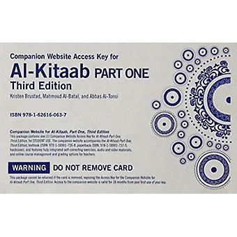 Companion Website Access Key for Al-Kitaab - Part 1 (3rd Student Manua