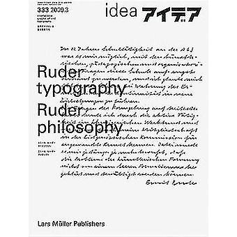 Ruder Typography-Ruder Philosophy - Idea No. 333 by Helmut Schmid - 97