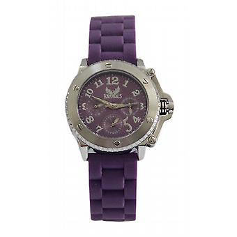 Waooh - Ladies Chronograph Watch with colorful bracelet Kaporal