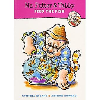 Mr Putter and Tabby Feed the Fish (Mr. Putter & Tabby (Paperback))