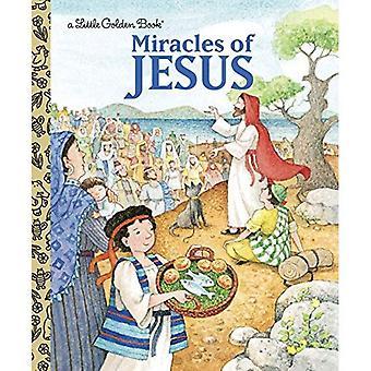 Miracles of Jesus (Little Golden Book)