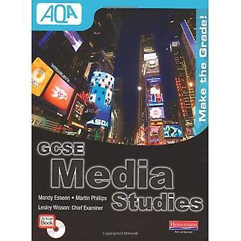 AQA GCSE Media Studies Student Book